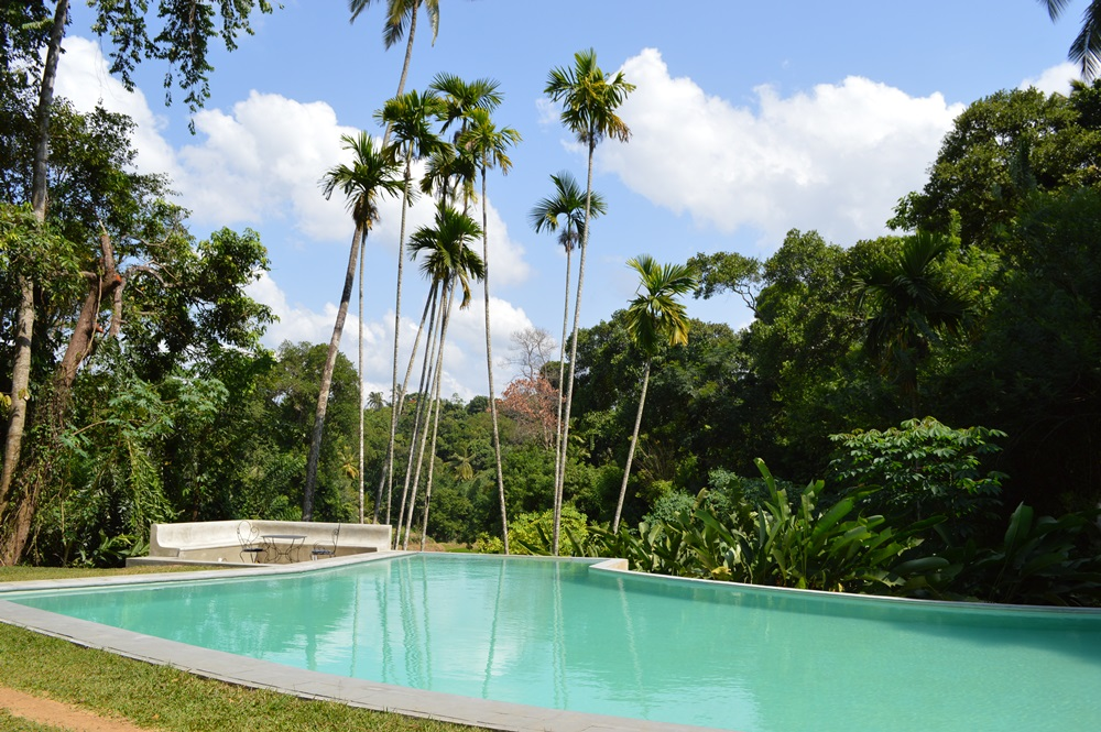 The Kandy House Poolside