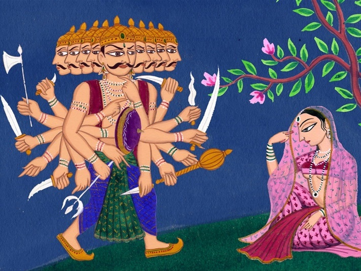 The Trail of Ramayana
