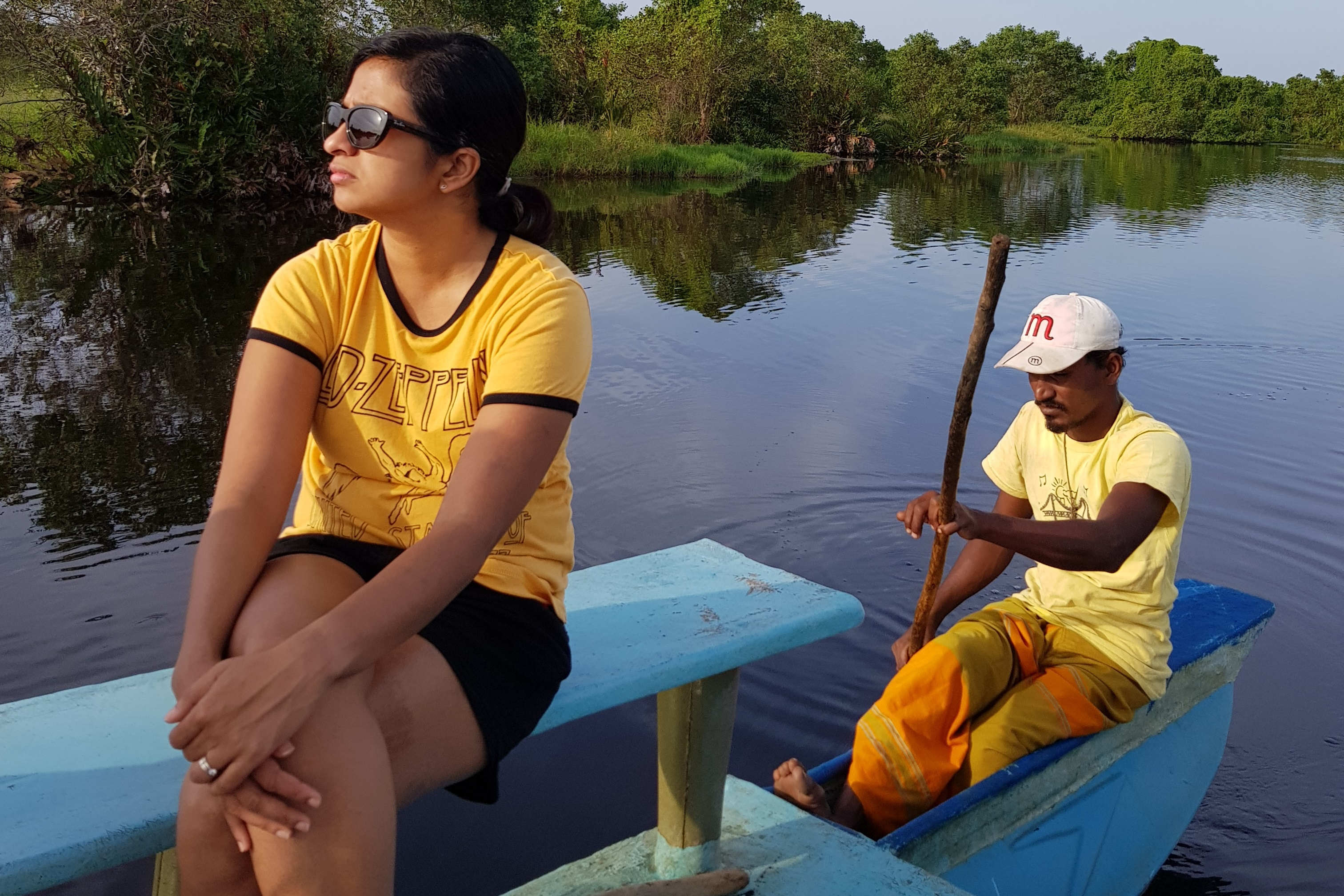 Bird watching kalametiya lagoon boat ride